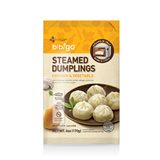bibigo Steamed Dumplings