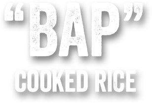 bap Cooked Rice