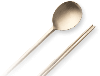 spoon and chopsticks
