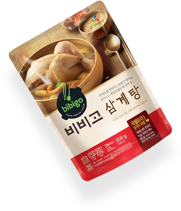Samgyetang Package image